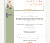 Website - Your Life is Now Coaching